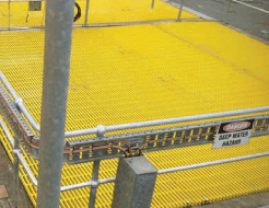 FRP Pultruded Grating, Gridex
