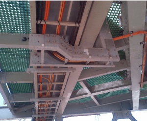 FRP Solutions EXduro FRP Cable Ladders Glob