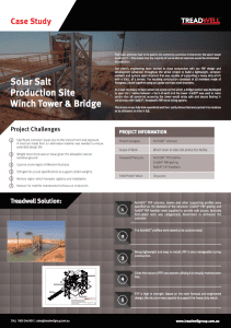 FRP Solutions ArchitEX™ Structural Profiles Glob