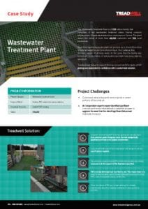TWG Case Studies Wastewater Treatment Plant