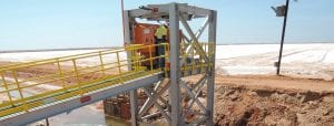 FRP Solutions ArchitEX™ Winch Tower Glob